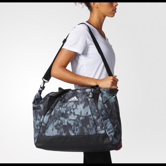 Adidas Women s Training Studio ii Duffel Bag 920b1b60e912b